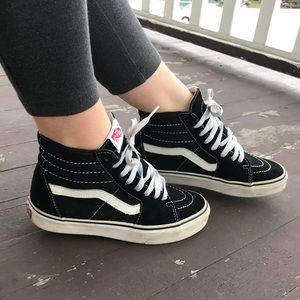 9aec7fb71ea Vans Shoes - Classic Hightop Vans